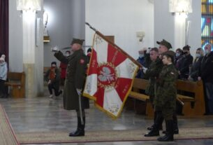 """95. urodziny por. Juliusza Opla ps. """"Mieszko""""."""